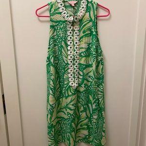 Lilly Pulitzer Jane Dress, Size 10